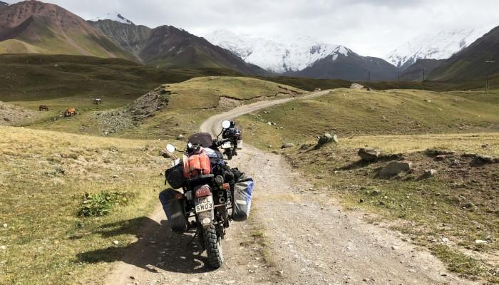Motocyklem przez Kirgistan? Spełnij sobie marzenia!