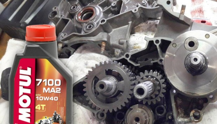 Jaki olej jest potrzebny do Twojego motocykla?