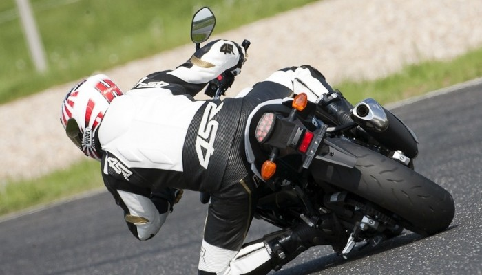Pozycja na motocyklu  - czy siedzisz poprawnie?
