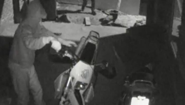 Co zrobić, kiedy ktoś ukradnie ci motocykl