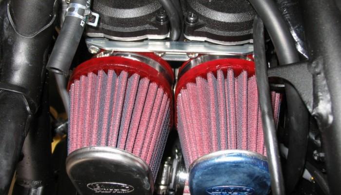 Motocyklowy oddech pełną piersią - niedoceniane filtry
