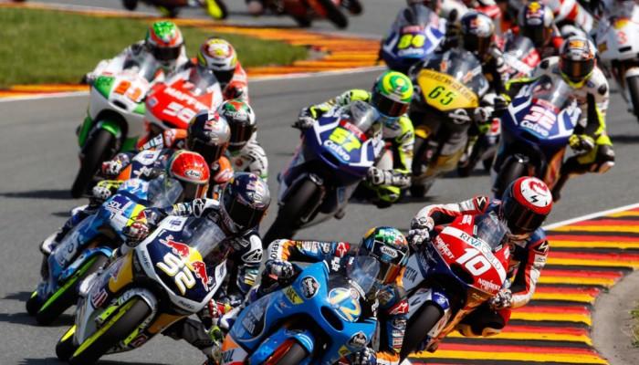 Moto3 - droga do szybkiej jazdy