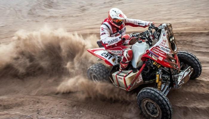Słodko-gorzki Dakar 2015