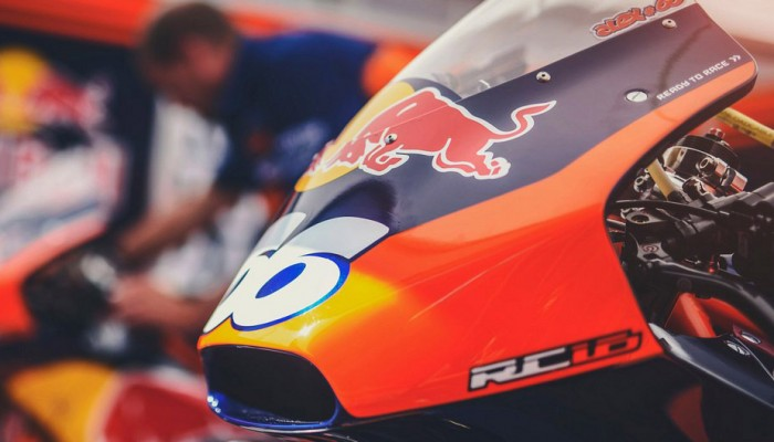 Jak powstaje motocykl klasy MotoGP?