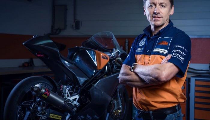 Motocykl MotoGP - od pomysłu do realizacji