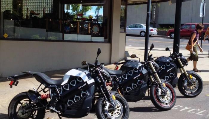 Motocykl elektryczny dla Kowalskiego?
