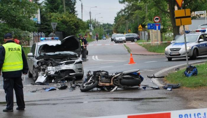 Sezon 2015 rekordowo bezpieczny dla motocyklistów - raport