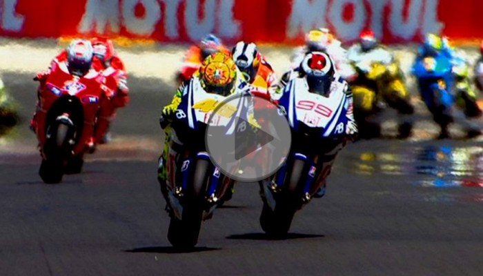 Top 5 filmów dokumentalnych o MotoGP