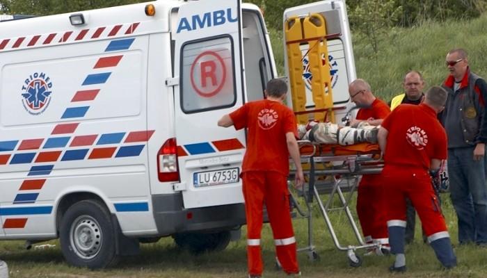 Wypadek na motocyklu - o szpitalnych VIPach i biurokratycznej bezduszności
