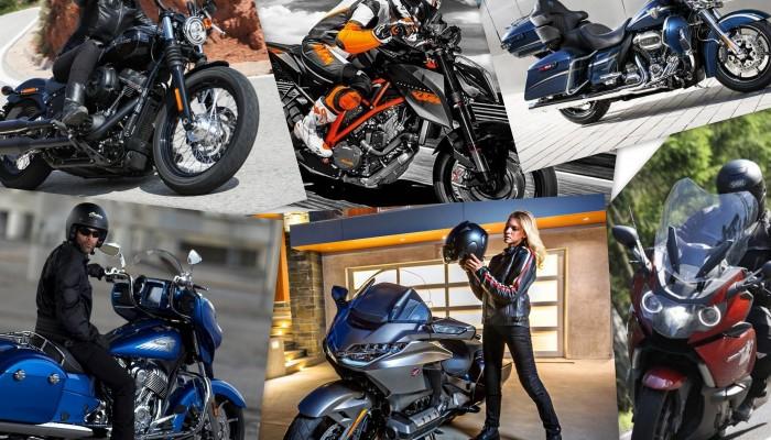 Potęga pojemności. 10 motocykli z największymi silnikami na rynku