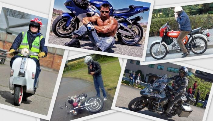 Jaki motocykl będzie dla mnie dobry? Psychozabawa Ścigacza!