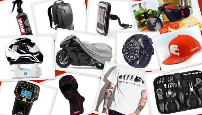 Jaki prezent dla motocyklisty? 16 pomysłów na każdą kieszeń