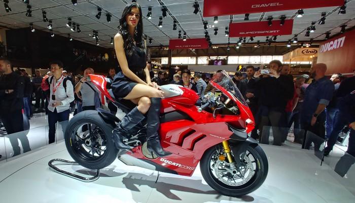 Premiery Ducati - mocne uderzenie w każdym segmencie