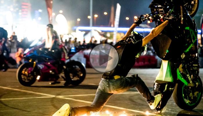 Stunt Masters Cup 2018 - Paweł Karbownik zajmuje 3. miejsce w Dubaju!