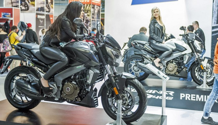 Warsaw Motorcycle Show 2018 galeria z