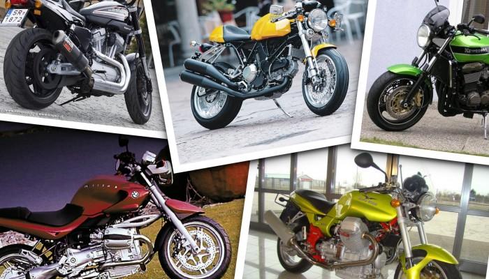Pięć kultowych motocykli z historią w tle