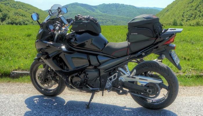 Używany Suzuki GSX 1250 FA. Jak najlepszy przyjaciel