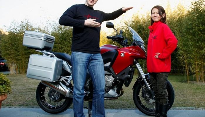Motocykle dla wysokich - obalamy mity