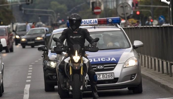 "Motocyklem do pracy – ""Dość tego!"""