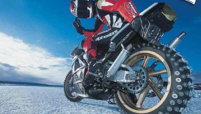 Opony zimowe do motocykla  - warto wiedzieć