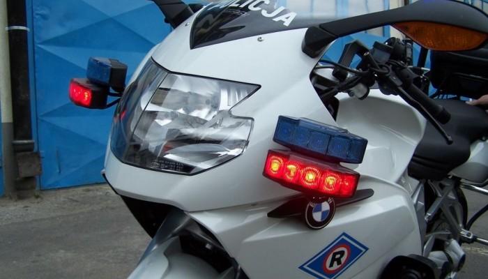 Policjant na motocyklu - funkcjonariusz czy motocyklista pasjonat?
