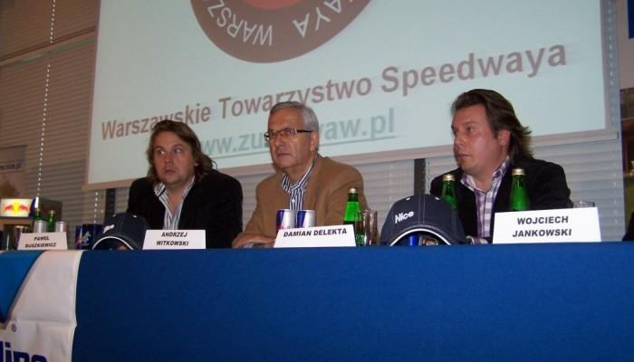 Prezes PZM Andrzej Witkowski o sezonie 2009 - cz. I
