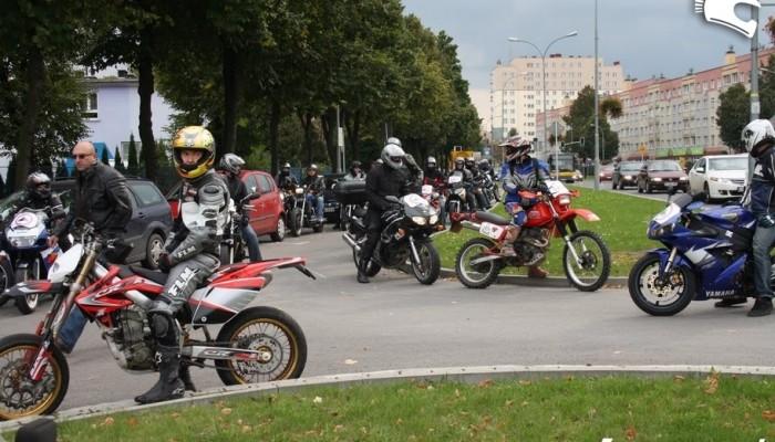 Zakaz wjazdu motocykli w Rzeszowie - spór trwa