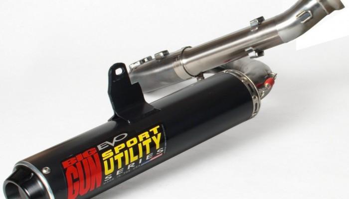 Big Gun Evo Sport Utility - nowy wydech do RZR-a