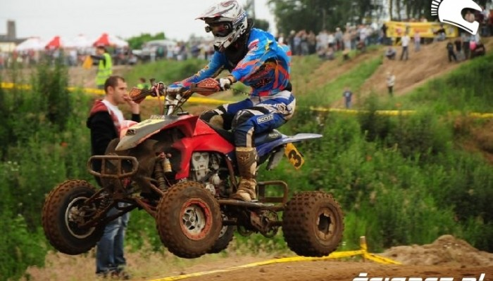 III runda Mistrzostw Polski i Pucharu Polski w Motocrossie Quadów w Obornikach