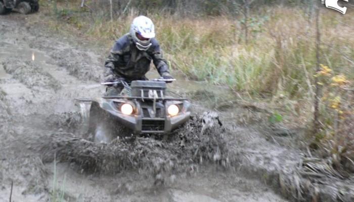 IV Runda Yamaha Quad Club - Góry Świętokrzyskie