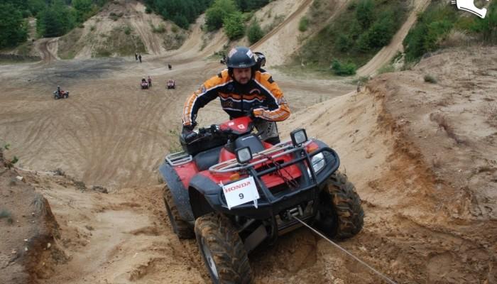 Piknik ATV Honda - rodzinny weekend na quadach