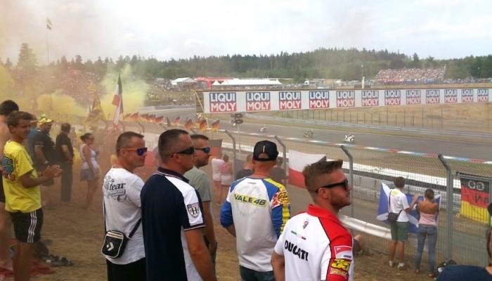 MotoGP w Brnie - oczami kibica