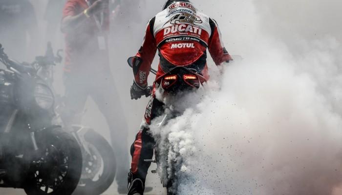 World Ducati Week 2016 - więcej niż czerwień