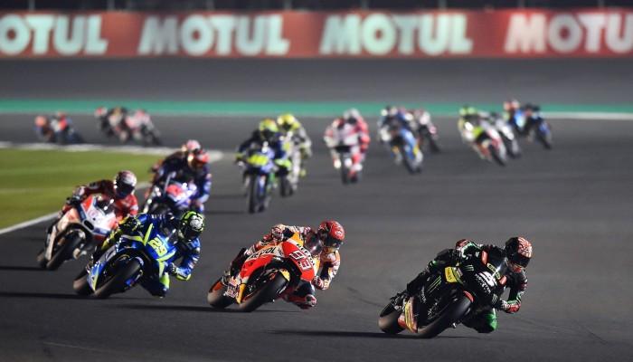 MotoGP 2017: Katar - inauguracyjny wyścig sezonu