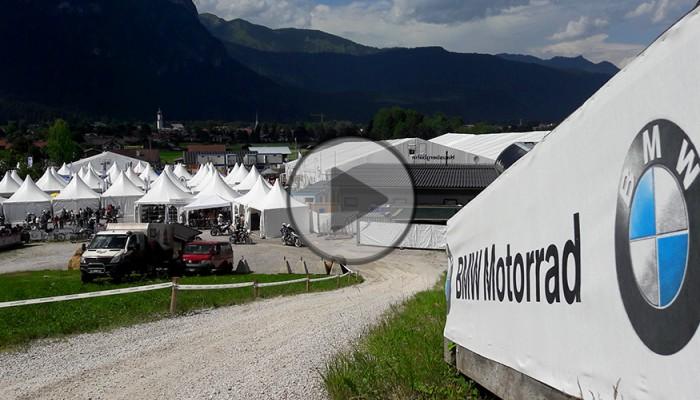 Największy na świecie zlot motocykli BMW [video]