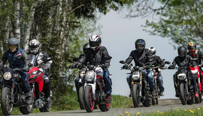 Wiosna z Ducati - co tam się wyprawiało!?