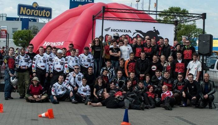 Honda Gymkhana ruszyła w Warszawie