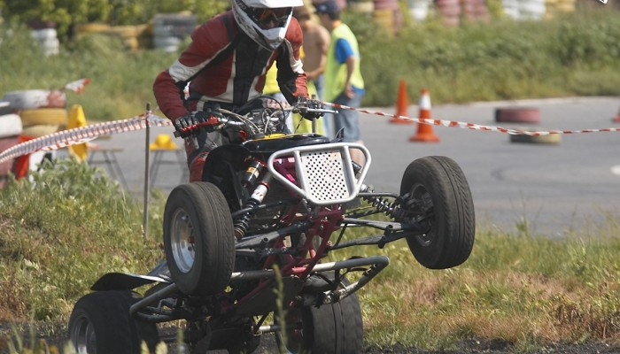 IV Runda Pucharu PZM Supermoto Quadów w Radomiu