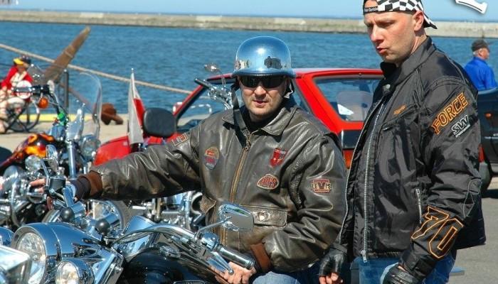 Harley-Davidson w Sopocie - VI Zlot