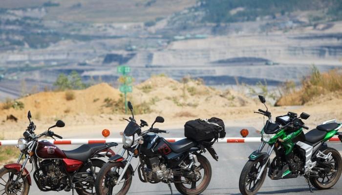 Trzy kwartały 2015 w sprzedaży motocykli - raport