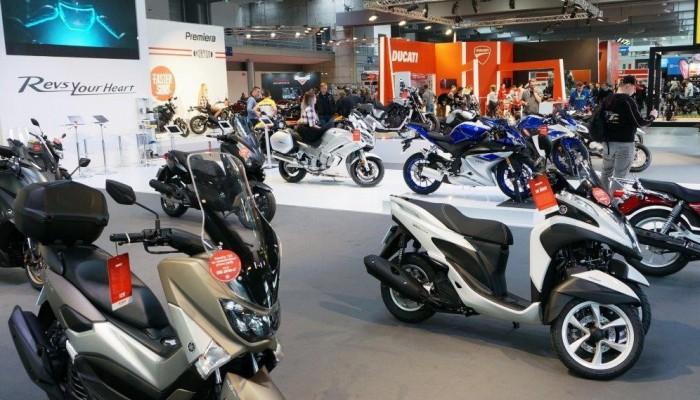 Rynek motocyklowy w I kwartale 2016 - raport