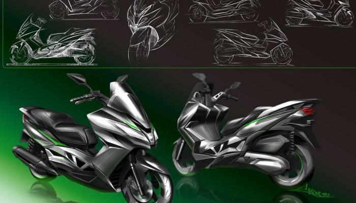 Kulisy powstania Kawasaki J300 - tu nie chodzi tylko o skutery!