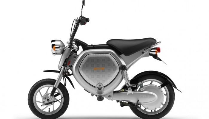 Yamaha EC-02 - elektryczny skuter
