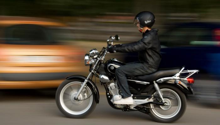 Yamaha YBR 125C - nostalgii czas