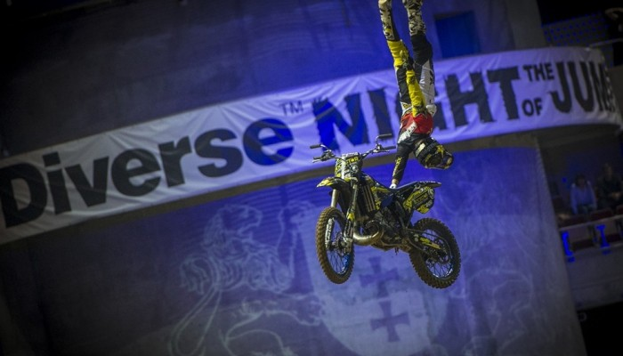 Diverse Night Of The Jumps 2014 - działo się!