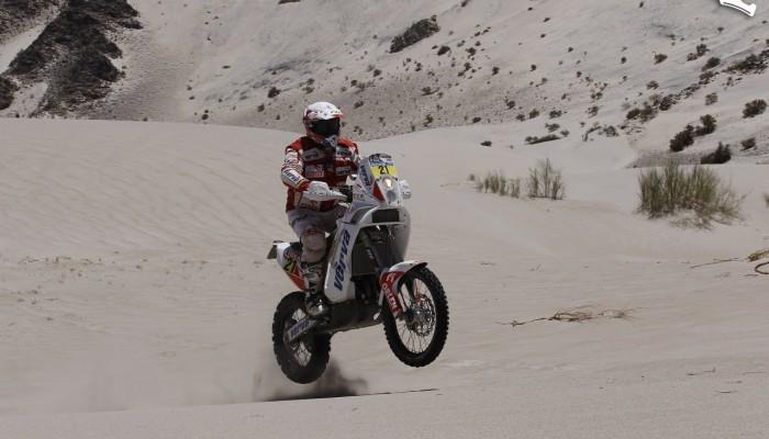 Dakar 2011 dzień po dniu - udany rajd Polaków