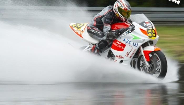 Motocykle w deszczu, czyli 5 runda wyścigów MMP