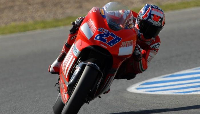 MotoGP Jerez - karuzela się rozkręca