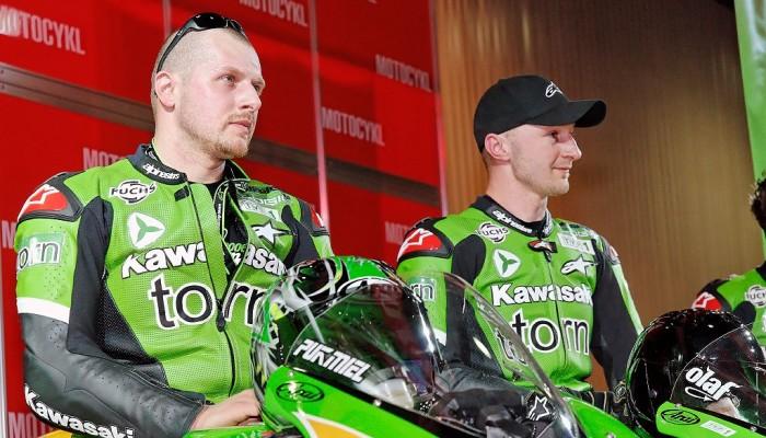 Torn Racing Team - pozytywnie pieprznięci kolesie...