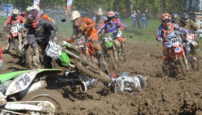 Mistrzostwa Lubelszczyzny w motocrossie - relacja z II rundy